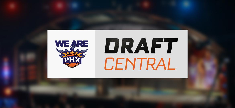 Phoenix Suns Draft Central