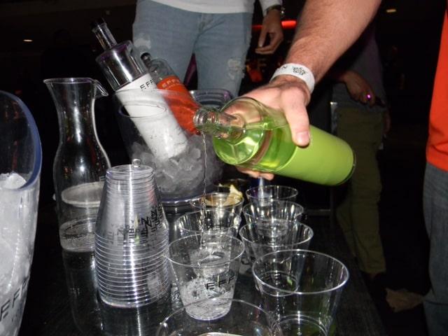 EFFEN Vodka Lounge