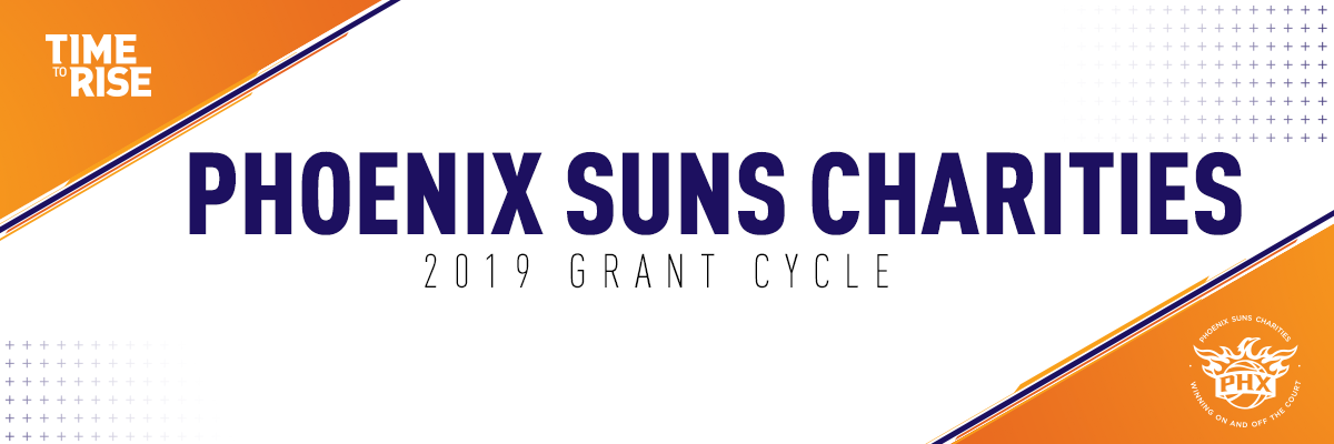 Suns Charitites Application