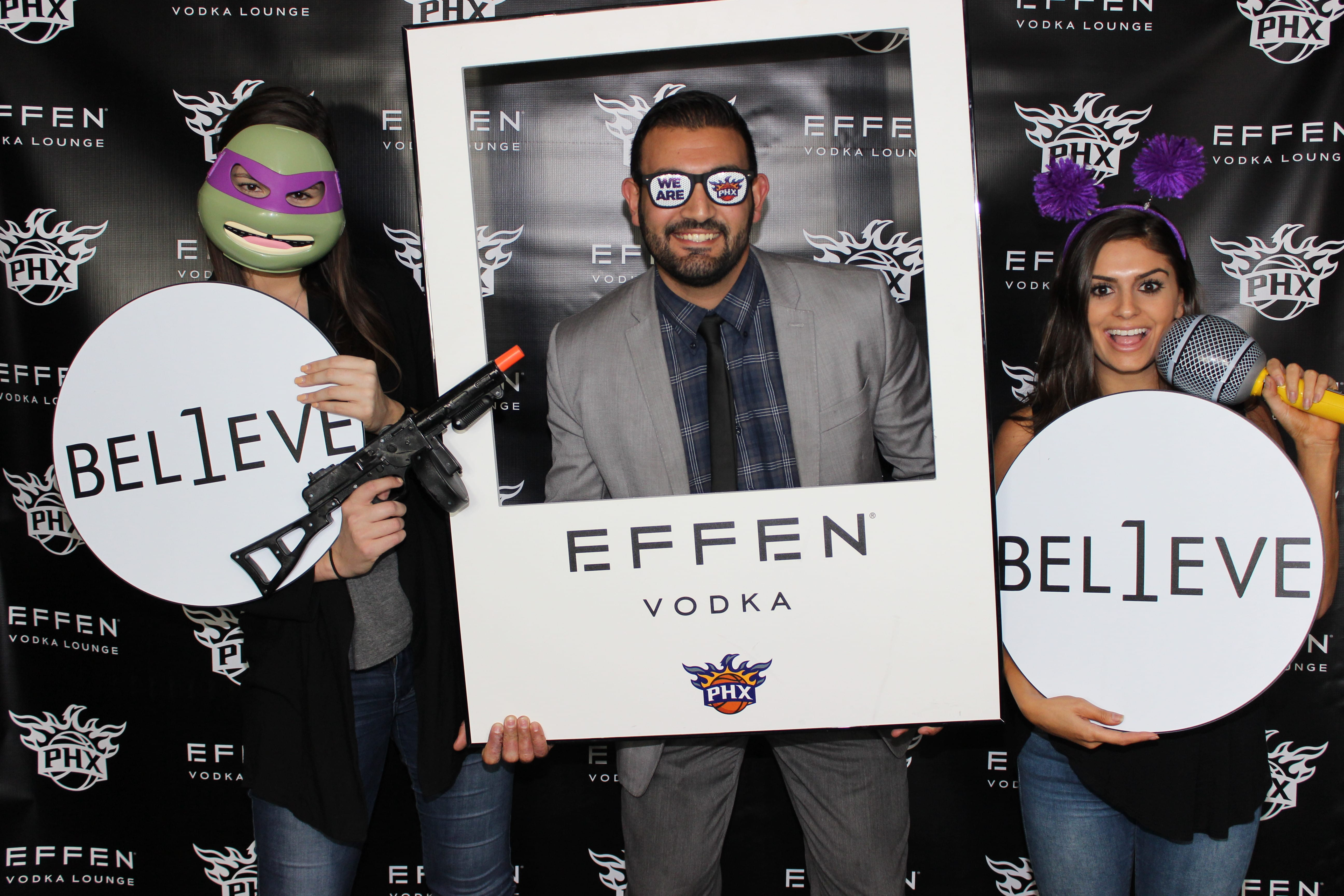 EFFEN Vodka Lounge